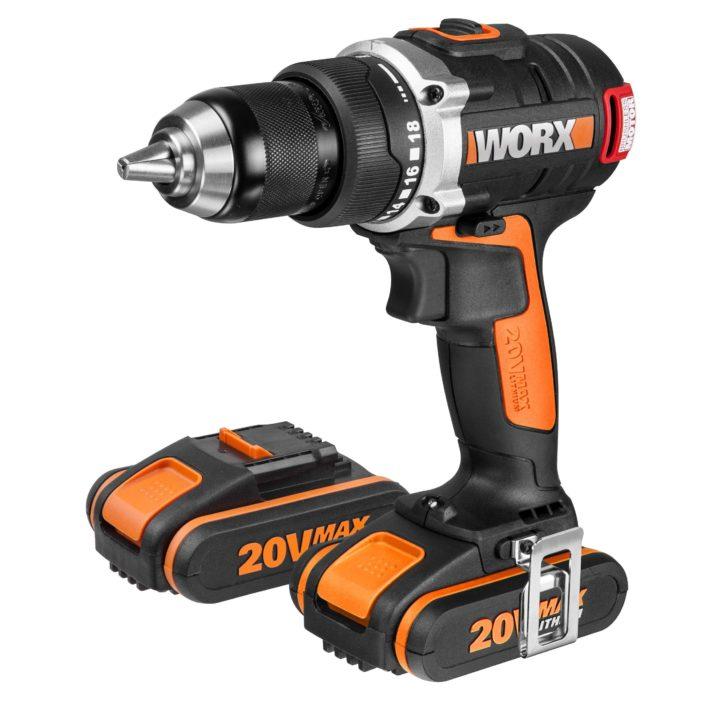 worx-wx175-μπαταρία τρυπάνι / οδηγός