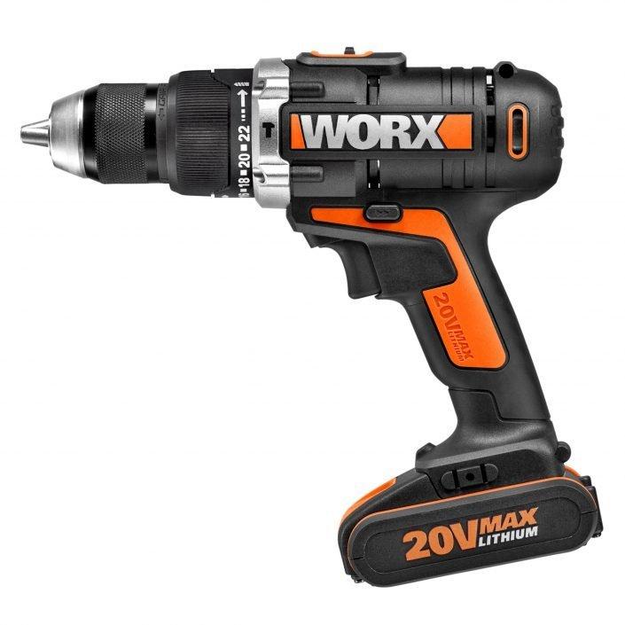 worx-wx372-1 akku-schlagbohrschrauber