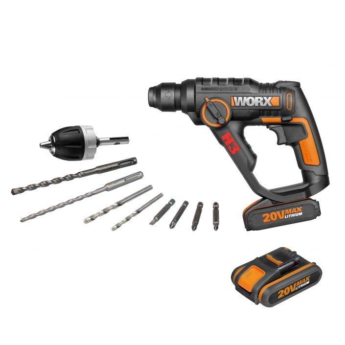 worx-wx390-bohrhammer